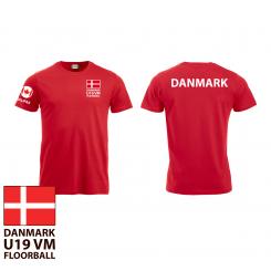 Clique New Classic T-shirt - U19 VM