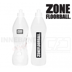 Zone Drikkedunk Dual Pipe - white/black
