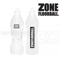 Zone Drikkedunk Dual Pipe - white/black