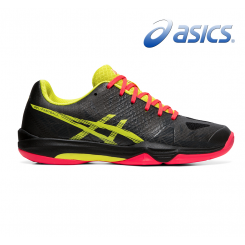 Asics Gel Fastball 3 - Dame - black/sour yuzu