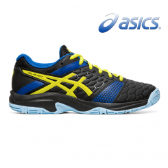 Asics Gel Blast 7 GS - Junior - black/sour yuzu