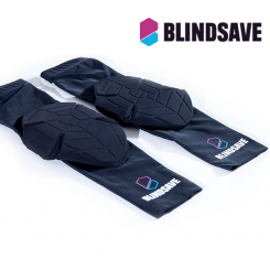 Blindsave Elbow Protectors - black
