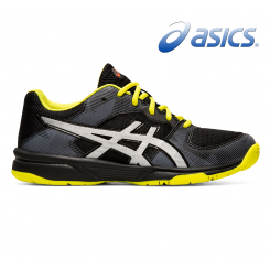 Asics Gel Tactic GS - Junior - black/silver