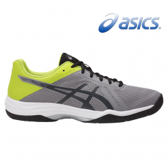 Asics Gel Tactic - Herre - aluminum/dark grey