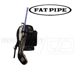 Fat Pipe Drow Stick Backpack black/gold