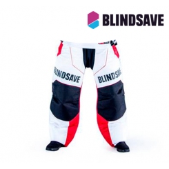 Blindsave Goalie Pants VK Edition - white
