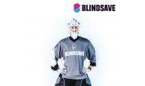 Blindsave Goalie Jersey - grey