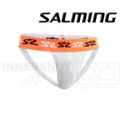 Salming Salming ProTech Jock Strap - White/Orange