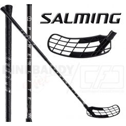 Salming Q1 Powerlite X 29 - black raw