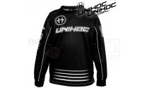 Unihoc Inferno Målmandstrøje - black/white