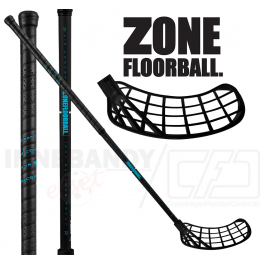 Zone Maker Air 29 - black/turquoise