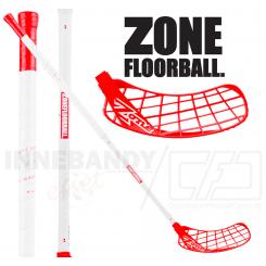Zone Hyper Air Superlight 27 - white/red
