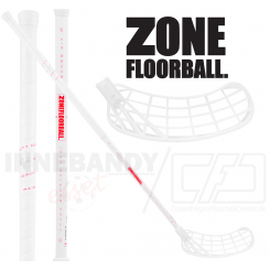 Zone Maker Air Superlight Curve 1.0° 27 - white/red