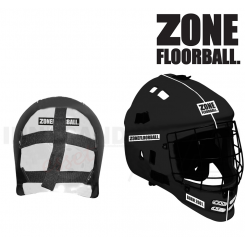Zone Goalie Mask Patriot JR - black