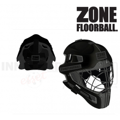 Zone Goalie Mask Monster Cat Eye Cage - all black