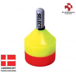 Select keglesæt med lås (24 kegler) - Landshold Træner/Leder/Admin