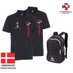 Konsulentpakke - Landshold Træner/Leder/Admin