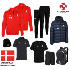 Trænerpakke - Landshold Træner/Leder/Admin