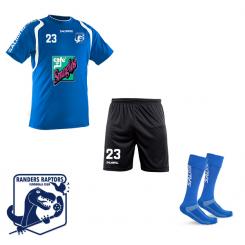 Hjemmebane Spillesæt Damehold - Randers Raptors