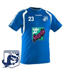 Hjemmebane Spilletrøje Damehold - Randers Raptors