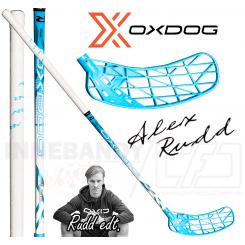 Oxdog Zero HES Rudd edt. 27 Sweoval Frozen Blue