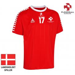 Hjemmebane Spilletrøje - Landshold Merchandise