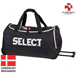 Landshold træningstaske - Lazio Teambag med hjul - Landshold Merchandise