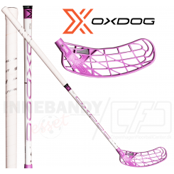 Oxdog Ultralight HES 27 Oval frozen pink