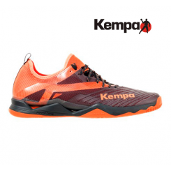 Kempa Wing Lite 2.0 black/fluo orange