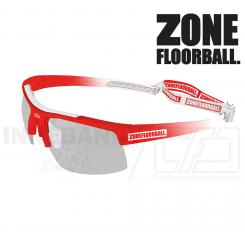 Zone Eyewear Protector Kids red/white