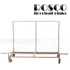 Trolley / Vogn til Floorball bander