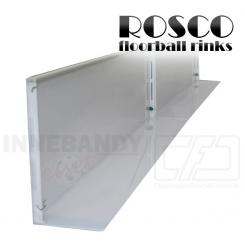 Rosco Floorball Bande Stykker - 2 meter bandestykke, hvid