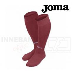Joma Socks Classic 2 mørkerød