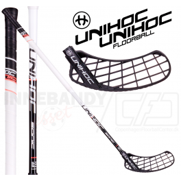 Unihoc Sonic Top Light II 26 black/white - Floorballstav