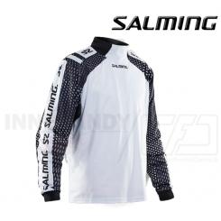 Salming Attila Målmandstrøje white / black