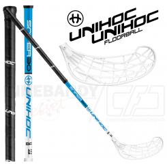 Unihoc Sniper 30 white / blue - Floorball stav