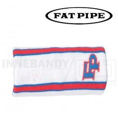 Fat Pipe Wristband Sliver
