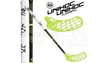Unihoc Unity Composite 30 black/neon yellow - Floorballstav