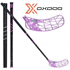 Oxdog Hyperlight HES 27 Sweoval frozen pink
