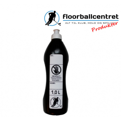 Floorballcentret Drikkedunk Dual Pipe - black