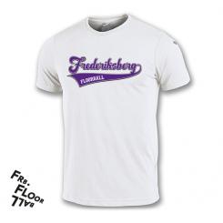 Streetwear T-shirt - Frederiksberg FC - Hvid