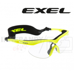 Exel Hurricane Eyeguard Jr neon yellow