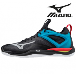 Mizuno Wave Mirage 3 Unisex black/white/blue