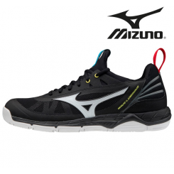 Mizuno Wave Luminous Unisex black/white