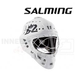 Salming Phoenix Elite Helmet - white