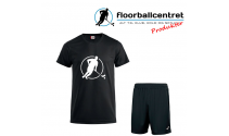 Floorballcentret Spillesæt - Sort