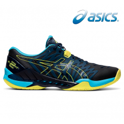 Asics Blast FF 2 - Herre - black/safety yellow