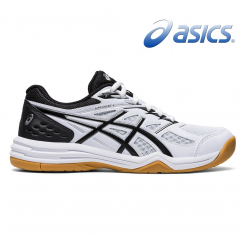 Asics Youth Upcourt 4 GS - Junior - white/black