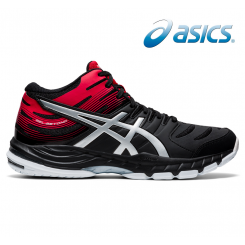 Asics Gel Beyond MT 6 - Herre - black/classic red