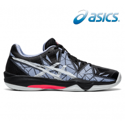 Asics Gel Fastball 3 - Dame - white/black